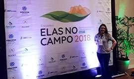 CBC Agronegócios no Encontro Elas no Campo 2018